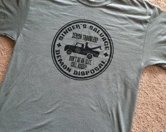 Singer's Salvage T-shirt