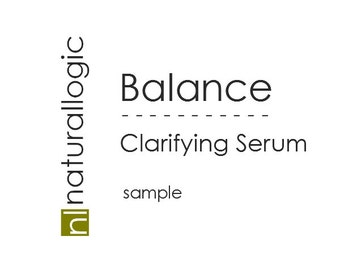 Organic Balance Complexion Serum. Geranium, Neroli, Borage. Oily, Combination, Acne Prone. Natural Organic Skin Care. VEGAN.