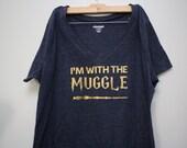 Harry Potter - I'm With the Muggle Shirt