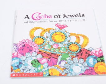 A Cache of Jewels and Other Collective Nouns by Ruth Heller
