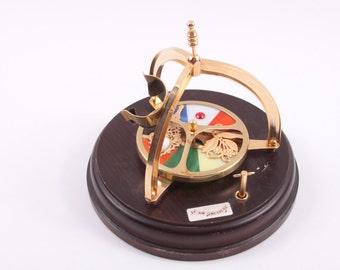 Vintage Kalidoscope Kaleidoscope Shapes and Designs Base Holder Part ~ The Pink Room ~ 160930