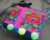 Boho purse