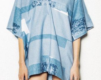 Japanese Sewing Pattern - Kokka 3 min. - blouse pattern kit