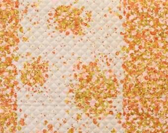 Japanese Fabric Nani Iro Fuwari fuwari AW quilted brushed cotton - D - 50cm