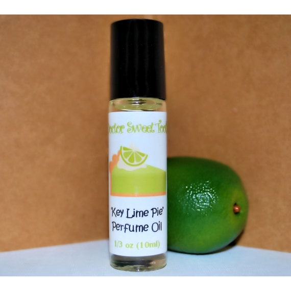 Key Lime Pie Perfume Oil Roll-On