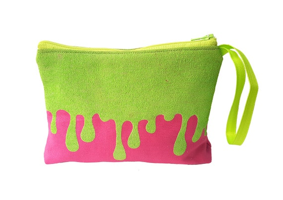 Slime Time - Neon Clutch