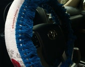 Fringed Hippie Chic Non-Slip Steering Wheel Cover