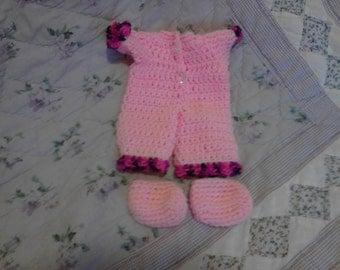 13in Doll Pajamas