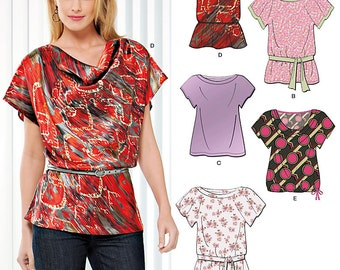 20% Off SALE! New Look Sewing PATTERN - 6915 - Sz 8 - 18