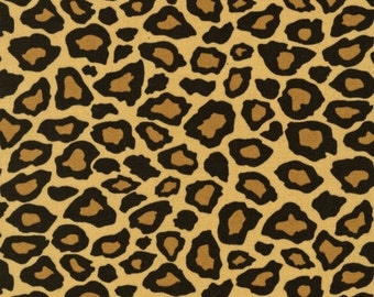 Robert Kaufman FABRIC - Metro Living - Animal Print