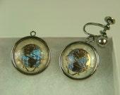 1962 Worlds Fair Earrings