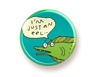 Eel - round magnet