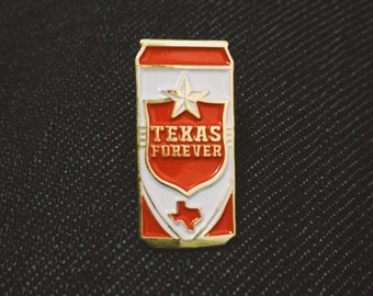 Texas Forever - Soft Enamel Pin
