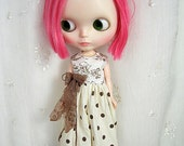 Blythe Overalls, Lambs and Dots