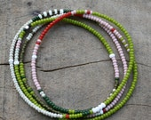 colorblock necklace