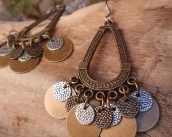 Gypsy Earrings~Handmade