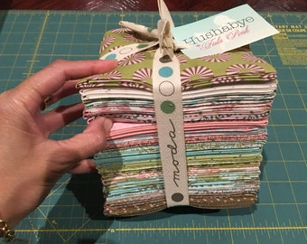 Moda Tula Pink Hushabye Fat quarter bundle FQ.OOP/VHTF.