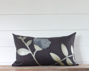 Grey & Gold Cushion Cover