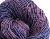 Mohonk Hand Dyed sport weight NYS Wool 370 yds 4oz Extreme Violet