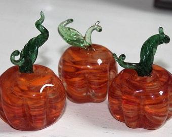 Pumpkin Standalone Sculpture
