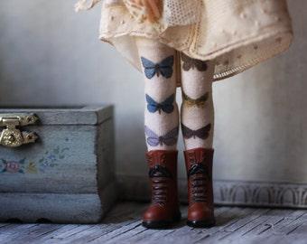 Papillon Blythe Doll Socks