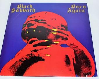 Black Sabbath Record Album / Born Again