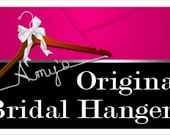 Personalized Wedding Hanger PRIVATE Listing for bryantdm17