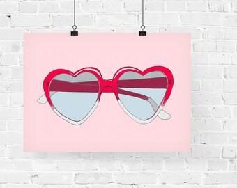 Lolitas Fashion Illustration Art Print