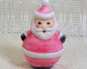 Ceramic Santa -Handmade