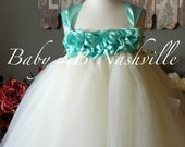Vintage Tulle Dress Weddi...