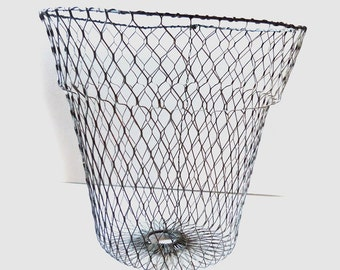 Wire Flower Pot Large