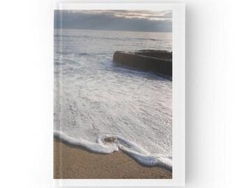 Sea foam, Journal, Notebook, Tote Bag, Book bag, Choose your item