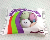 A Bag of Marshmallows in Plush..multi-coloured marshmallows