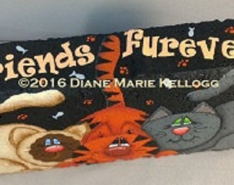 E16012 Furever Friends Pattern Packet from Oil Creek Originals