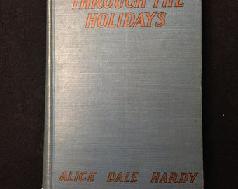 The Riddle Club Through The Holidays by Alice Dale Hardy