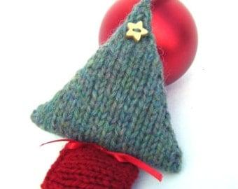 Christmas Tree Knitting Kit