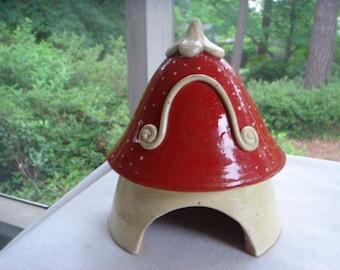 Garden Toad House Or Garden Fairy House