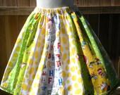Ready to Ship Custom Dr Seuss Woman Tween Teacher Librarian Full Skirt 21 inches long