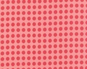 Gooseberry (5013 12) Polka Dots Petal Pink by Lella Boutique - cut options available