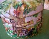 woodland fair by churchill tin
