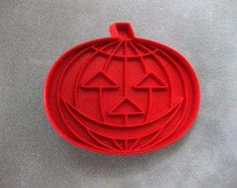 Vintage Halloween Pumpkin Cookie Cutter