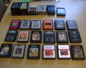 5 Atari Games of Your Choice