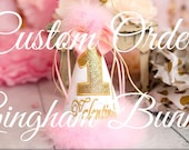 Custom Order for Adriana,  Hat, Special Instructions