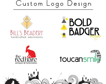 Logo - Custom Logo Design - One of a Kind - OOAK Logo