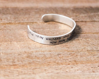 Cuff Bracelet - The Walking Dead
