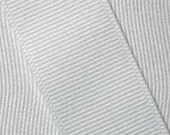Grosgrain Group White 20 Yards 1/4, 3/8, 5/8 or 7/8 Inch