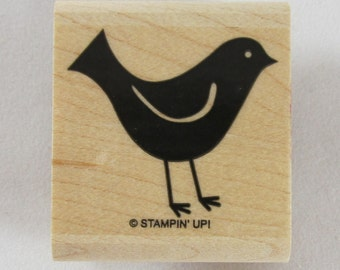 Stampin Up! - Bird Rubber Stamp #RS202