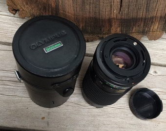 Vivitar Macro 52mm 70-210 MM 1:4.5-5.6 Lens for Olympus