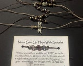 Make-A-Wish, Walk For Wishes Bracelet Fundraiser