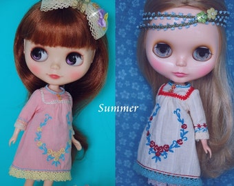Blythe dress....2 color for choose